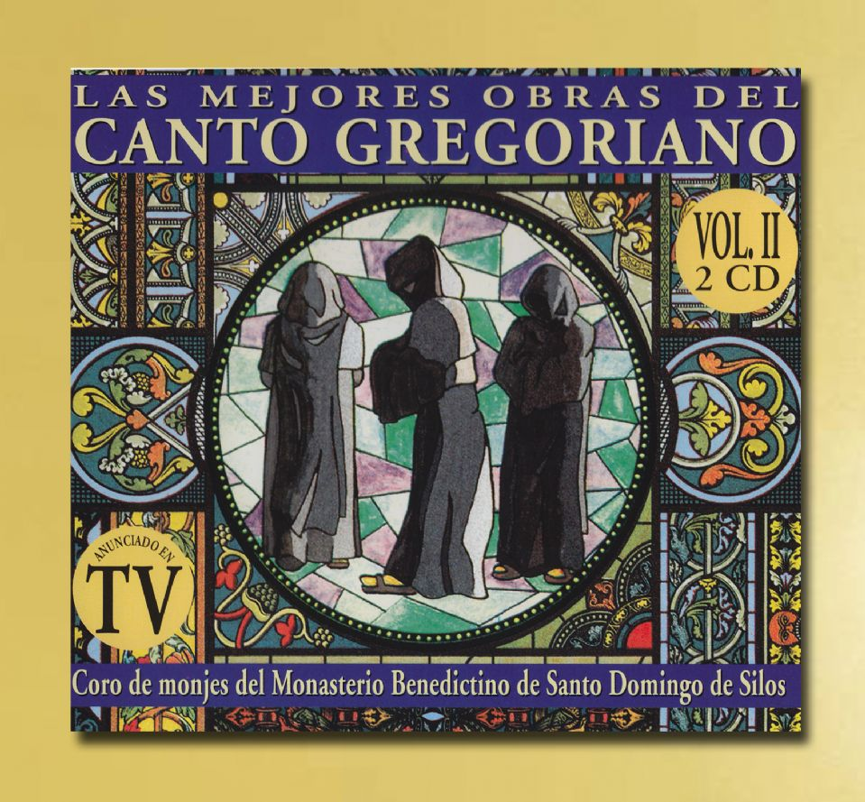 cds cantos gregorianos